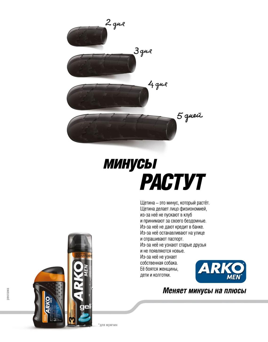 ARKO принт 2